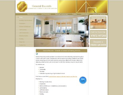 General Records Building Services case study