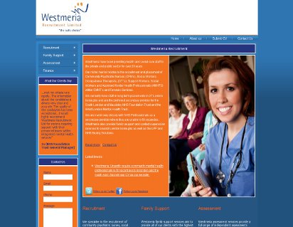 Westmeria Recruitment case study